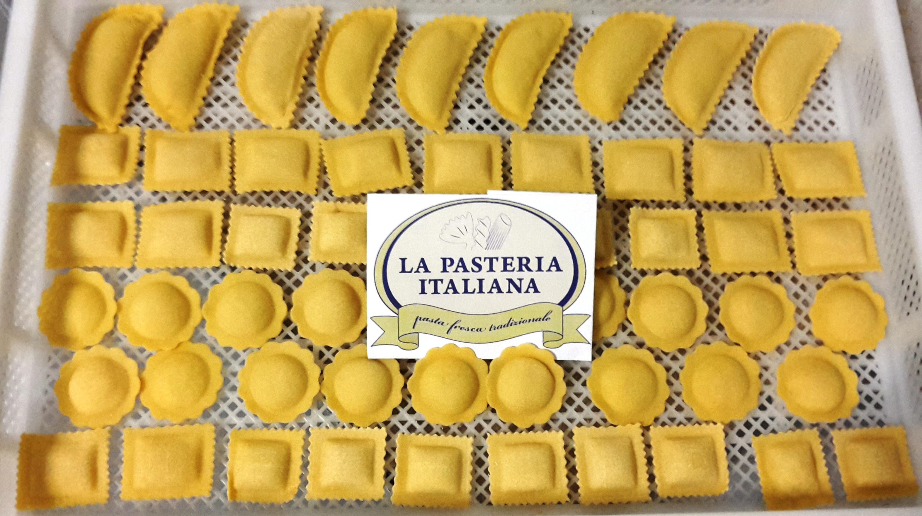 "Pasta factory ""La Pasteria Italiana"""