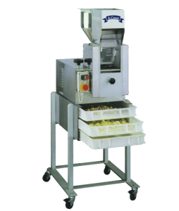 Machine for the production of GN2 potato gnocchi