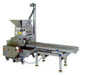 Machine for the production of GN12 potato gnocchi
