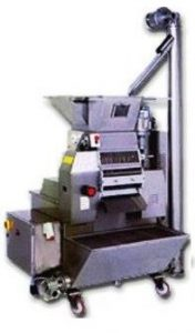 Machine for the production of GN8 potato gnocchi