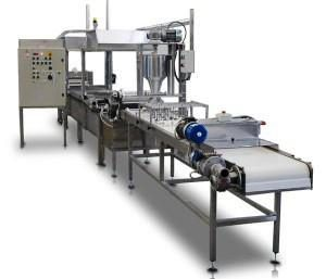 Linee industriali per pasta formato Lasagne e Cannelloni