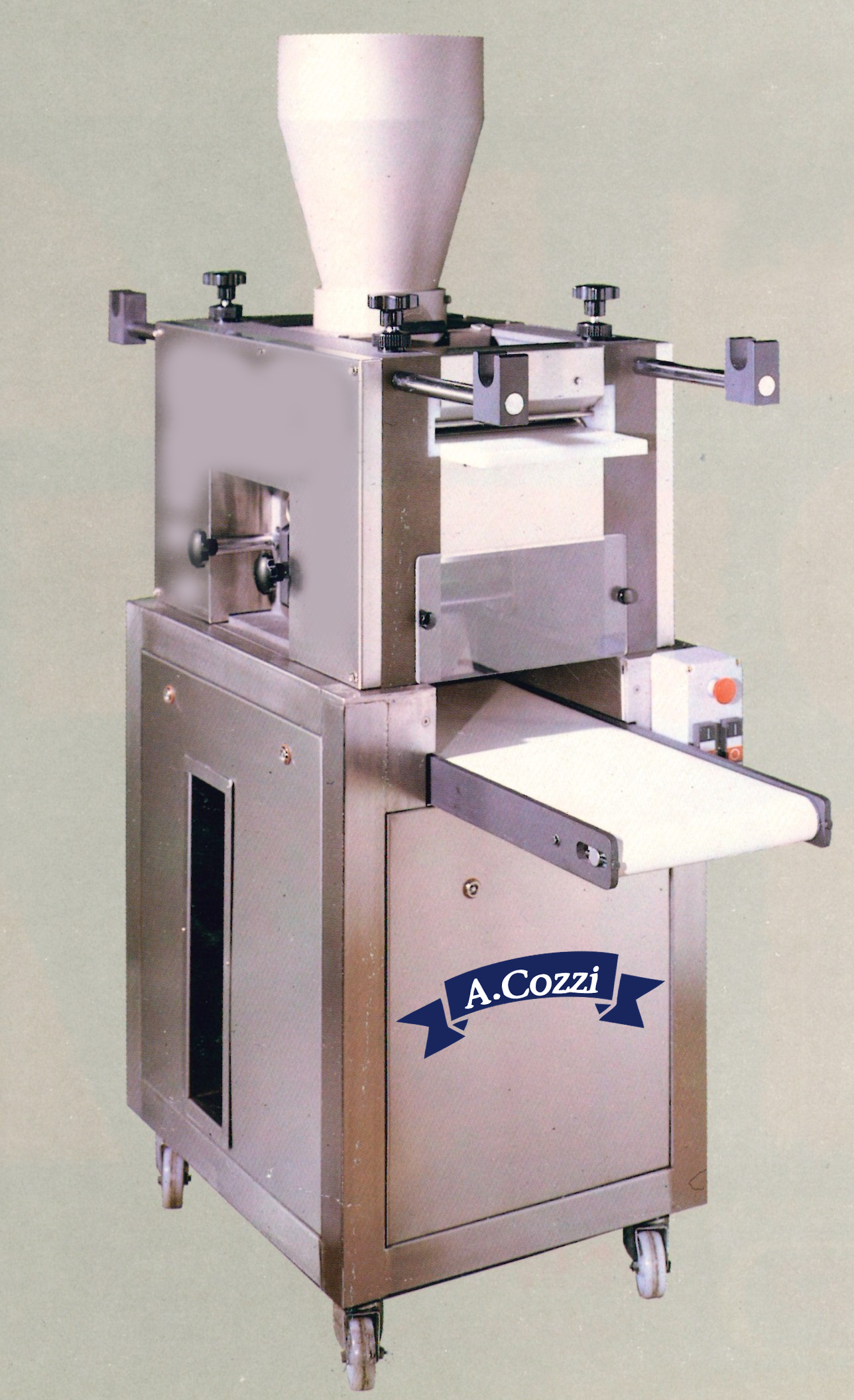 Machines for the production of RS250 ravioli