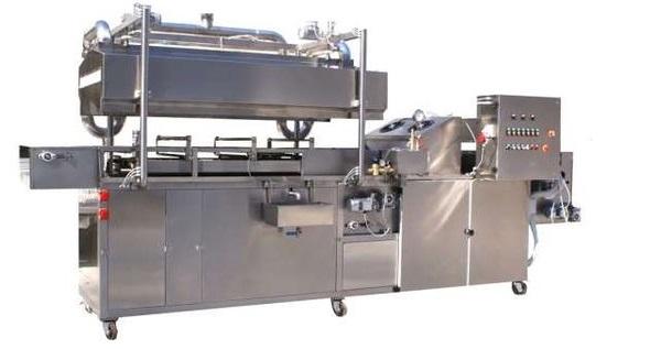 Pasteurizer for pasta Aldo Cozzi Sas