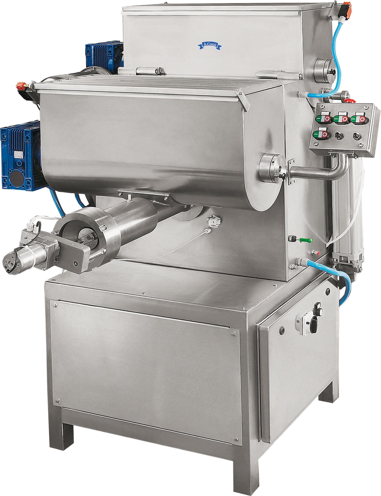 PC150 extruded pasta machine