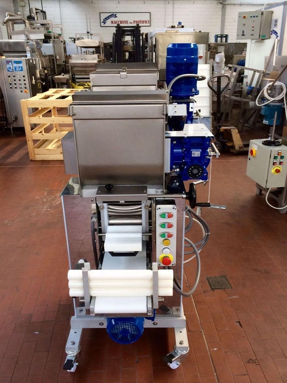 Sfogliatrice automatica doppia vasca A160KDV