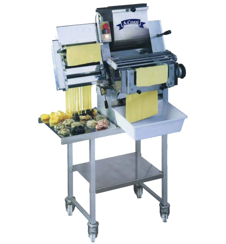 All 3 dough sheeter dough mixer in one machine