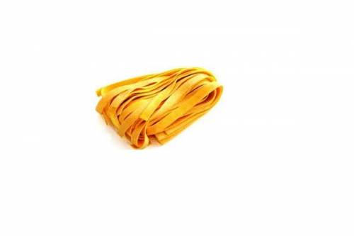 Tagliatelle - Type of pasta that can be produced with Aldo Cozzi Sas pasta extruders machines