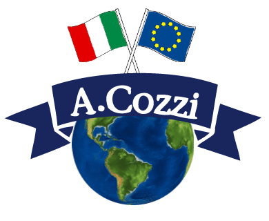 Logo Aldo Cozzi Sas Mondo Internazionale 2017