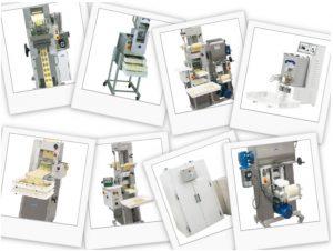 Collage pasta machines