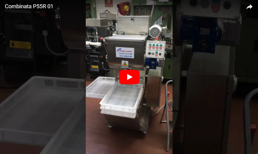 Watch the video of the Press Machine PC 55 R