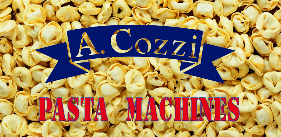 Blog Aldo Cozzi Pasta Machines
