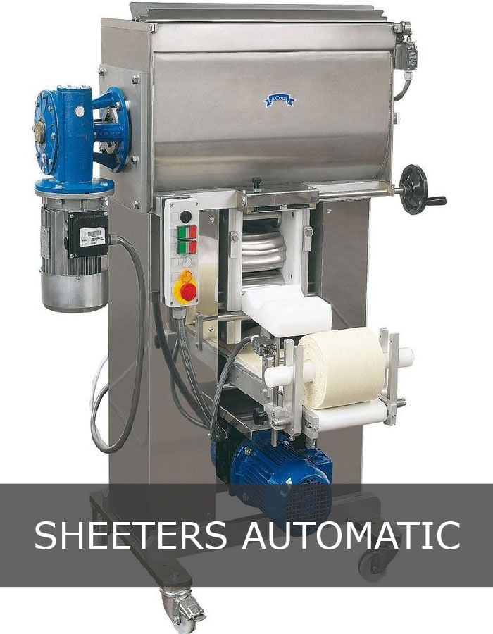 Automatic sheeter