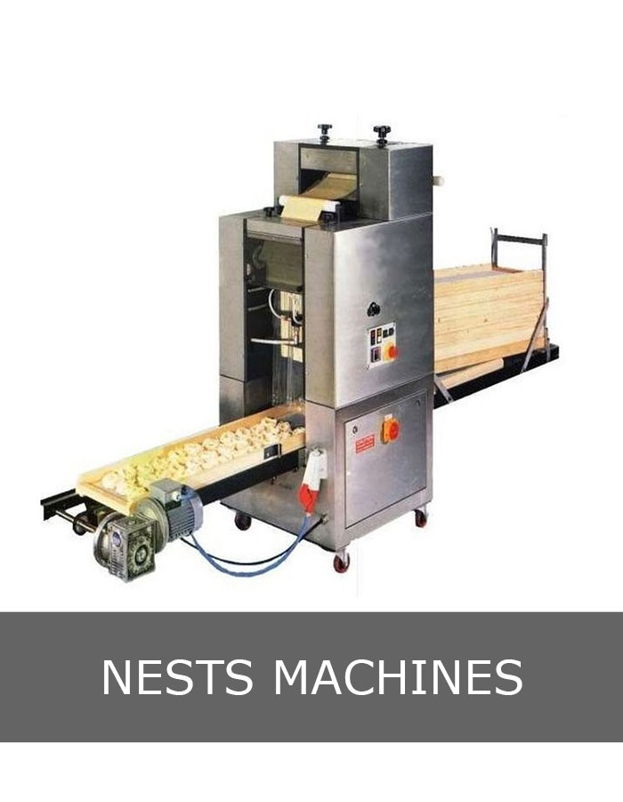 Nests machine