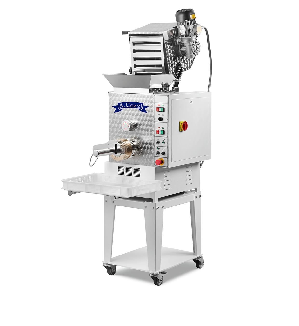 Pasta extruder machine mod. PC 110 DV