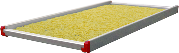 Aluminum frames for pasta driers