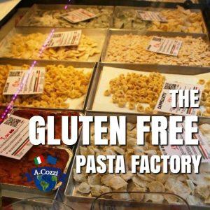 The gluten free pasta factory