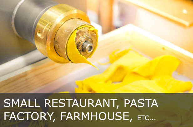 Small restaurant, pasta factory, farmhouse, etc...