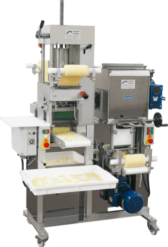 Combined automatic CA 160 machine for pasta